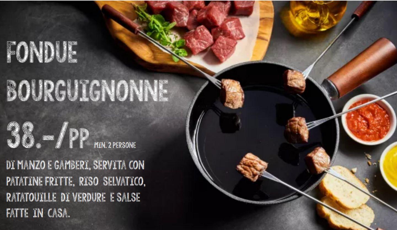 Fondue Bourguignonne!